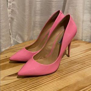 Hot Pink Steve Madden Pumps